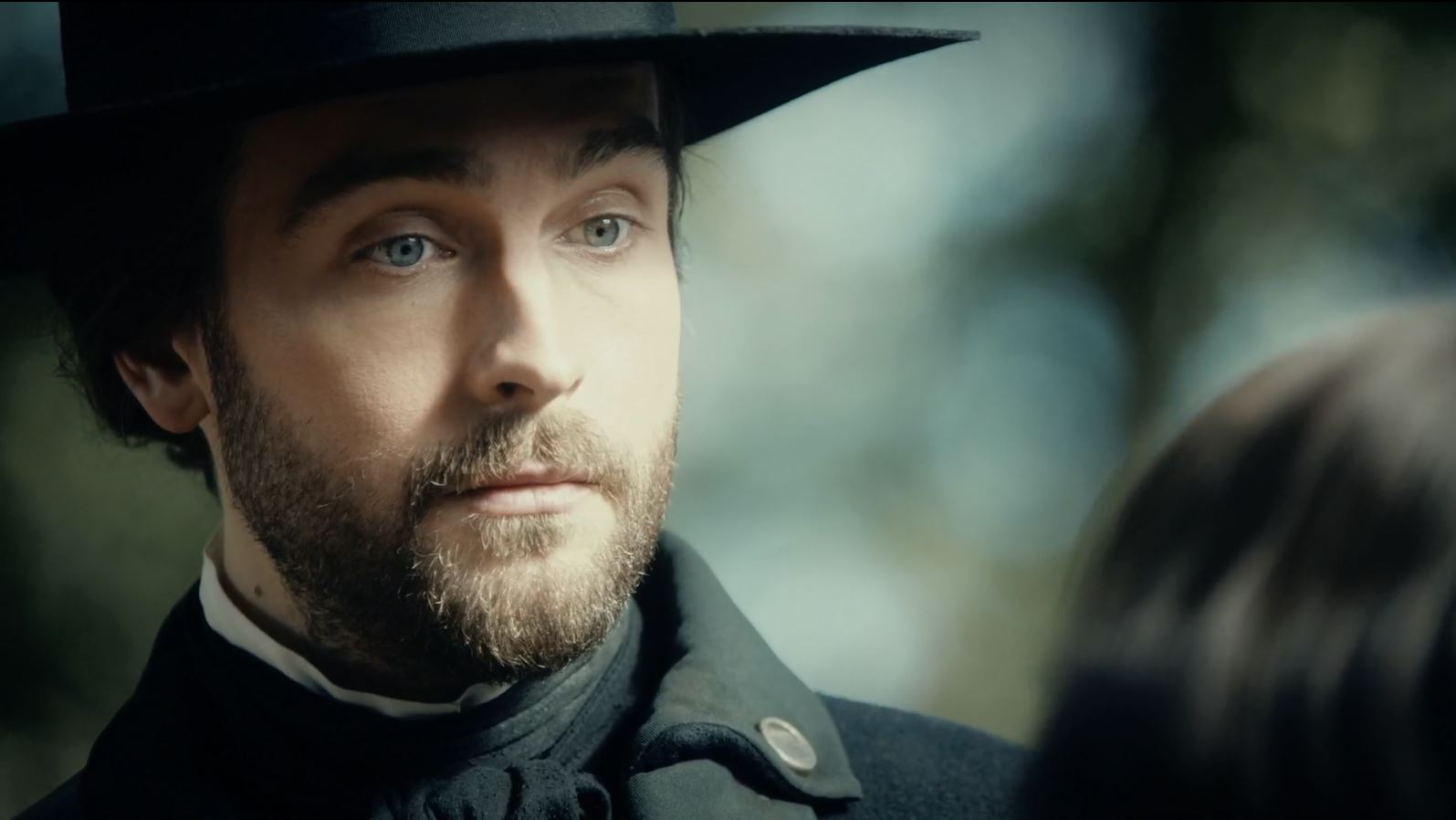 Sleepy Hollow Season 2 Finale Review. Tom Mison as Ichabod Crane in 1781