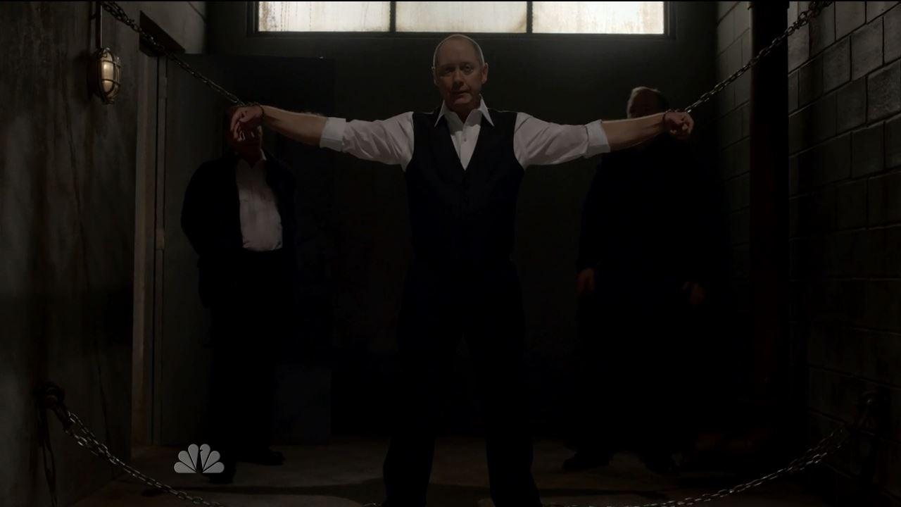 The Blacklist James Spader as Raymond Reddington