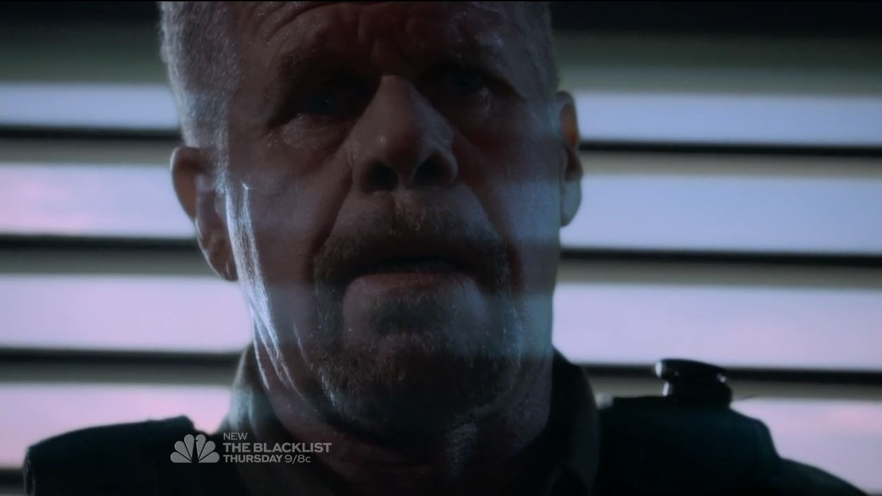 The Blacklist Ron Perlman as Luther Braxton