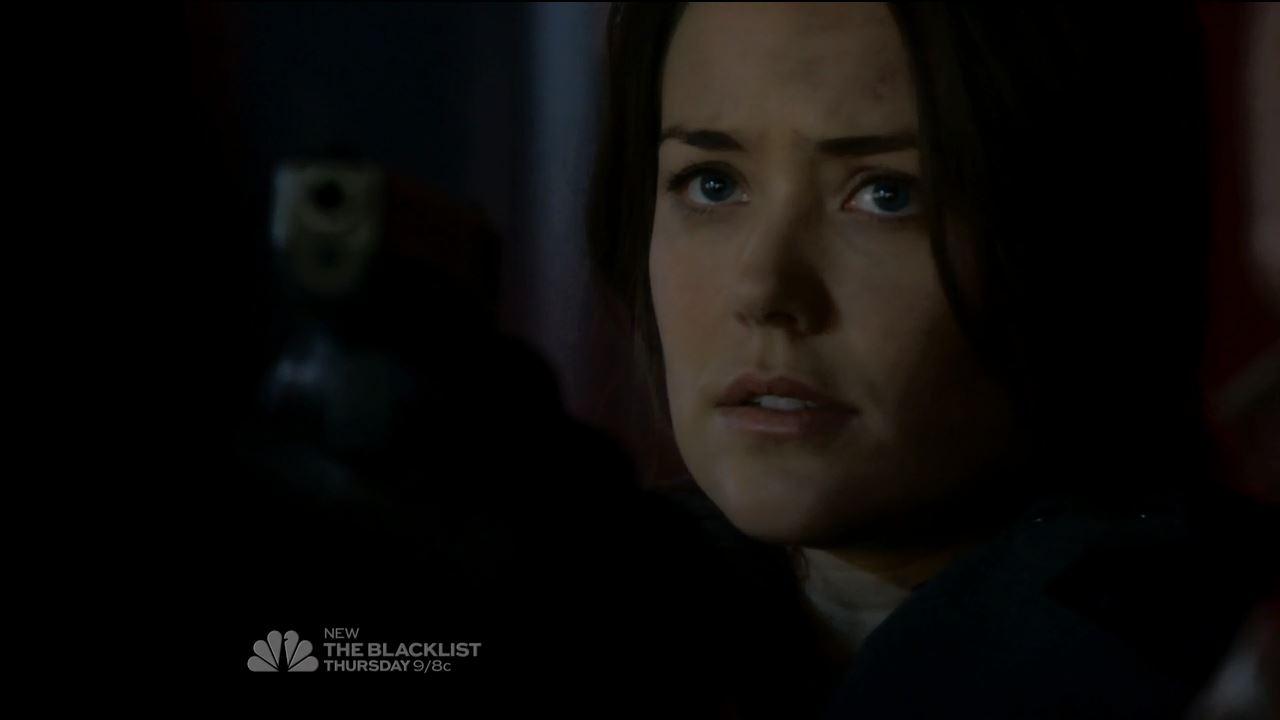 The blacklist Megan Boone as Keen