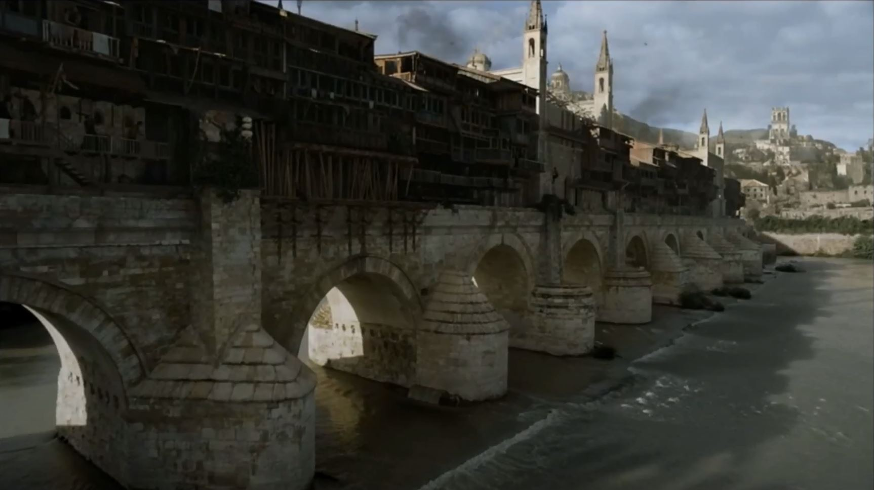 Game of Thrones Season 5 Trailer 2. Free city of Essos
