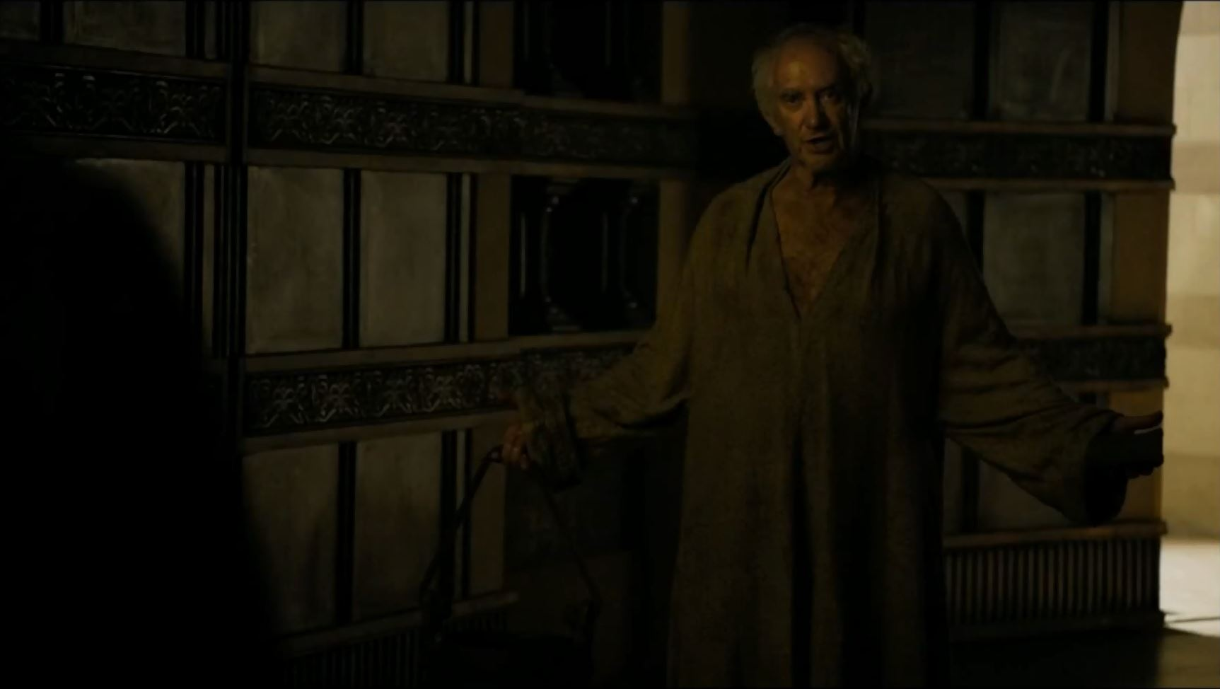 Game of Thrones Season 5 Trailer 2. Jonathan Pryce as the High Sparrow
