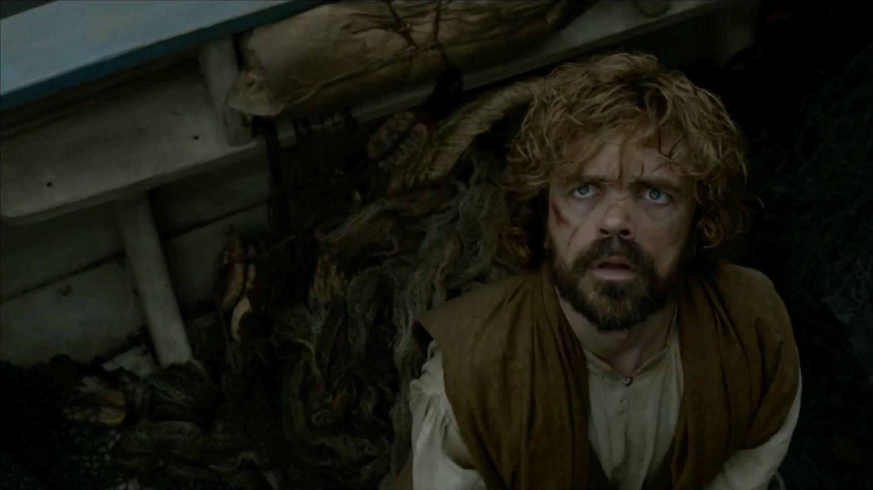 Game of Thrones Season 5 Trailer 2. Peter Dinklage as Tyrion Lannister