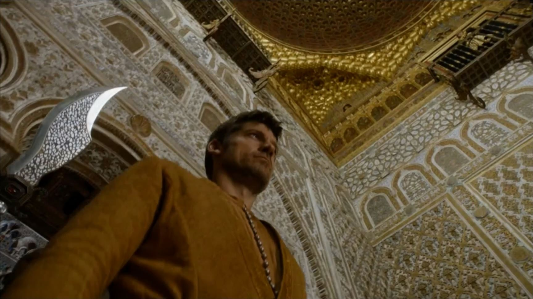 Game of Thrones Season 5 Trailer 2. Ser Jaime Lannister ( Nikolaj Coster-Waldau) in Dorne