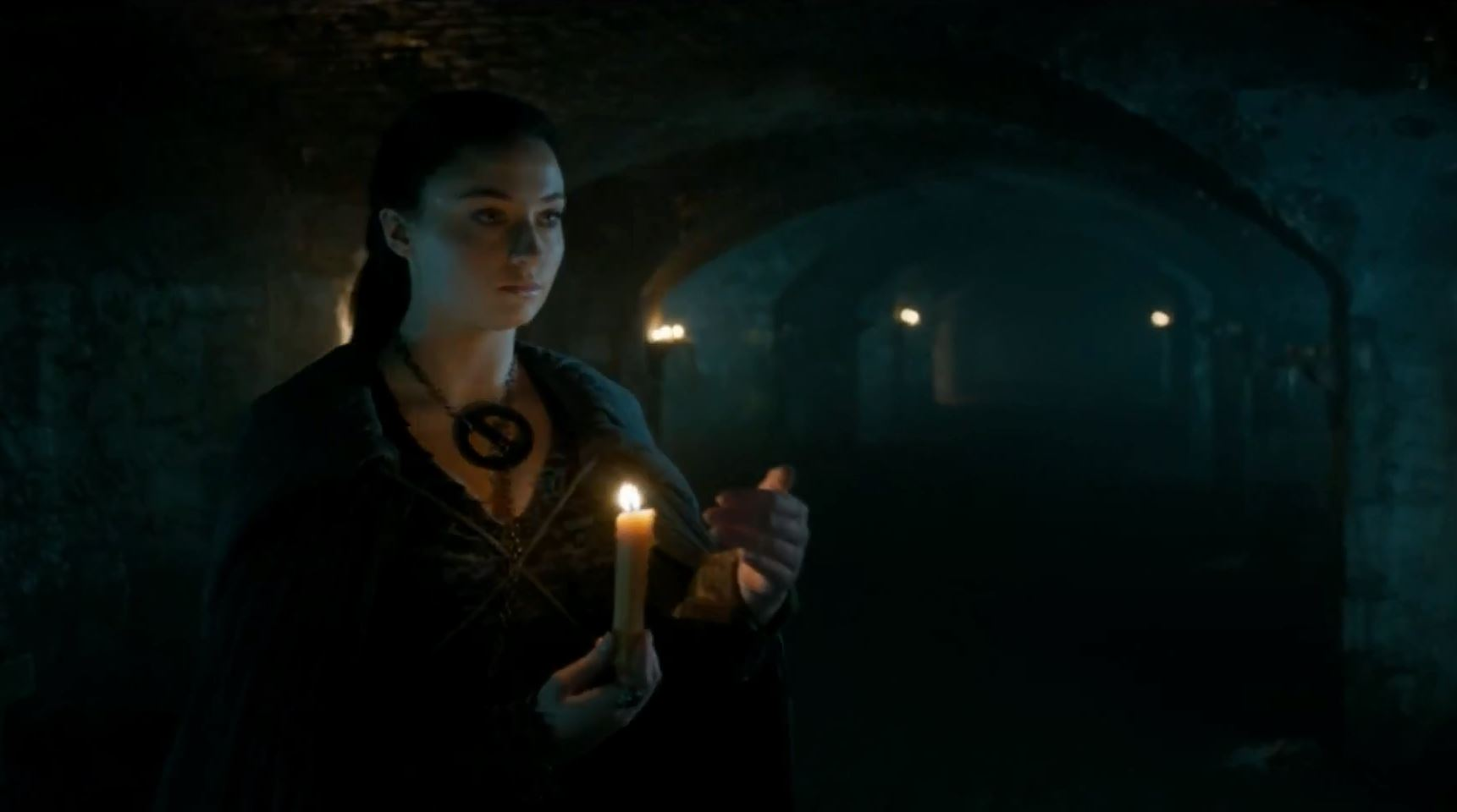 Game of Thrones Season 5 Trailer 2. Sophie Turner as Sansa Stark