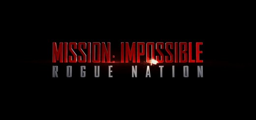 Mission Impossible Rogue Nation title card.