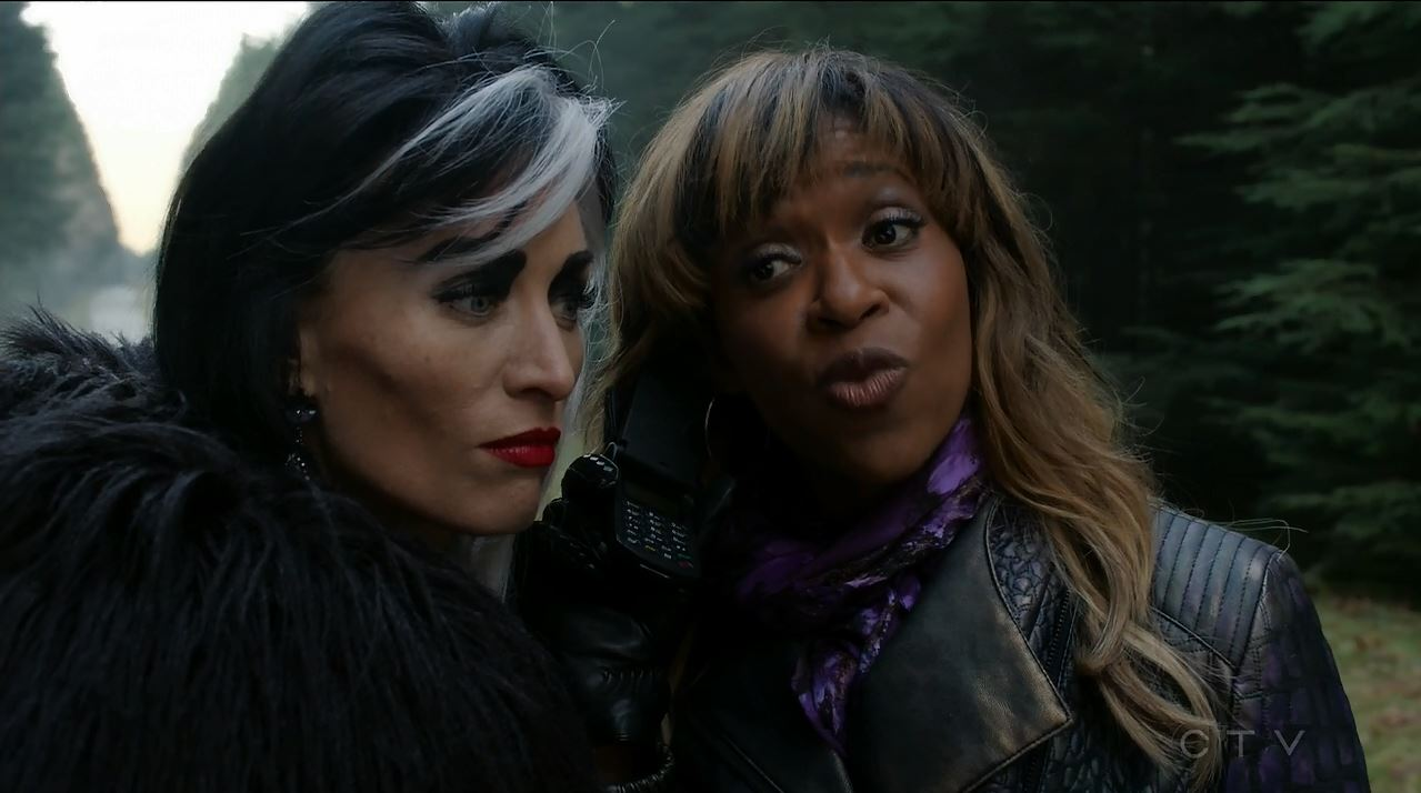 Once Upon A Time Review. Cruella and Ursula
