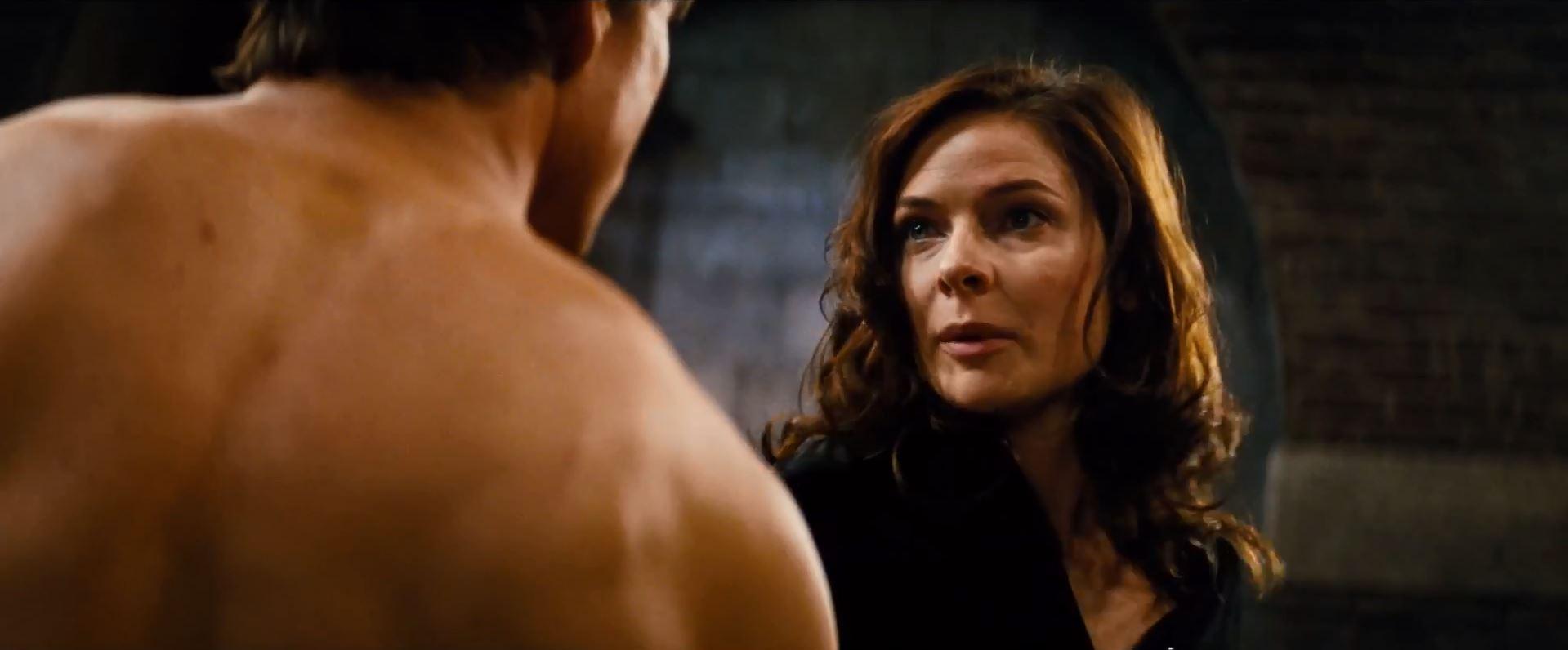 Rebecca Ferguson. Mission Impossible Rogue Nation.