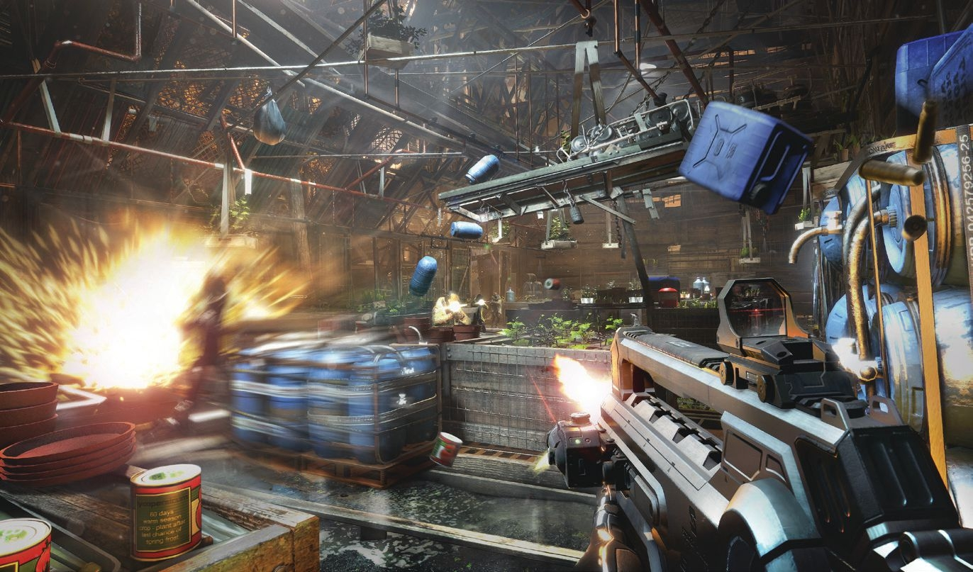 Deus Ex Mankind Divided trailer and screenshots revealed. In-game action.