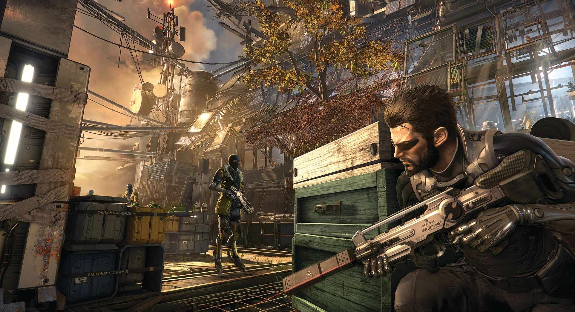 Deus Ex Mankind Divided trailer and screenshots revealed. Jensen is back