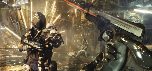 Deus Ex Mankind Divided trailer and screenshots revealed. Suppresssed handgun.