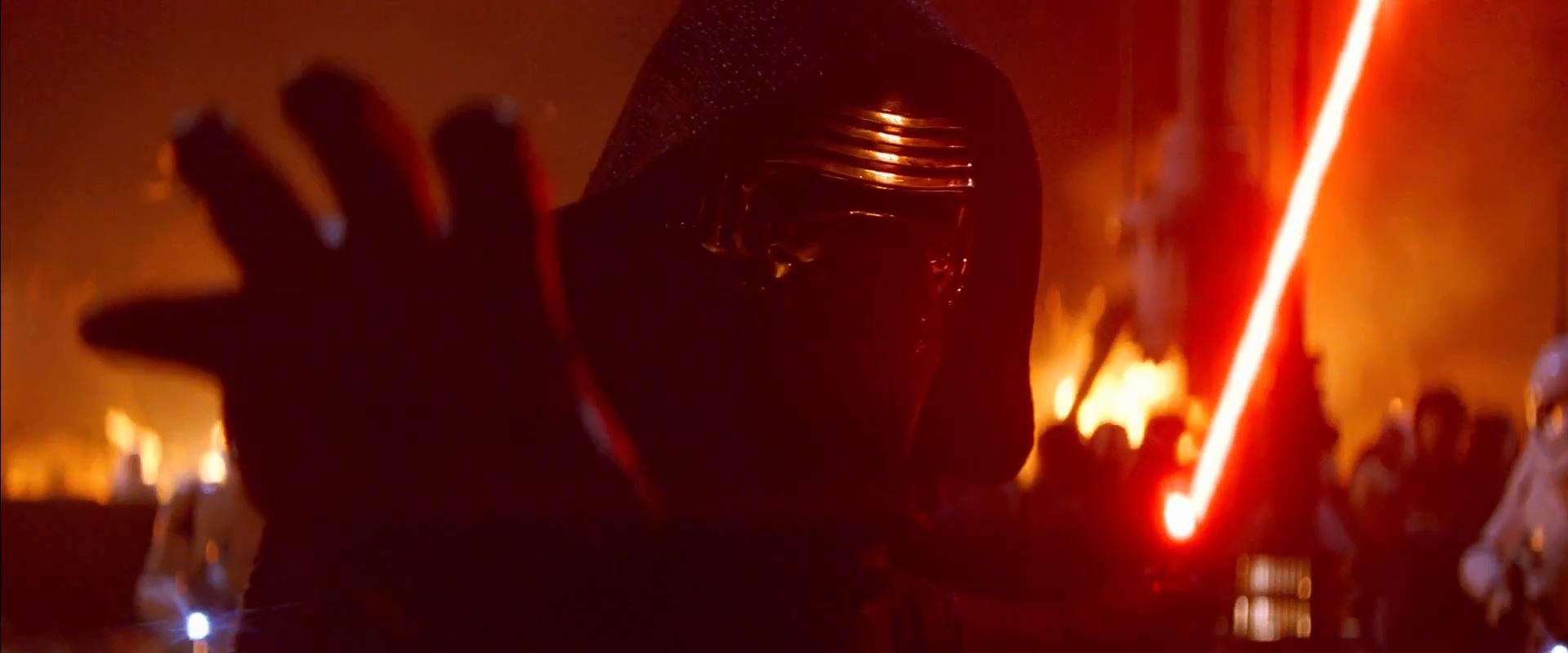 New Sith Lord. New Star Wars The Force Awakens Trailer Released!