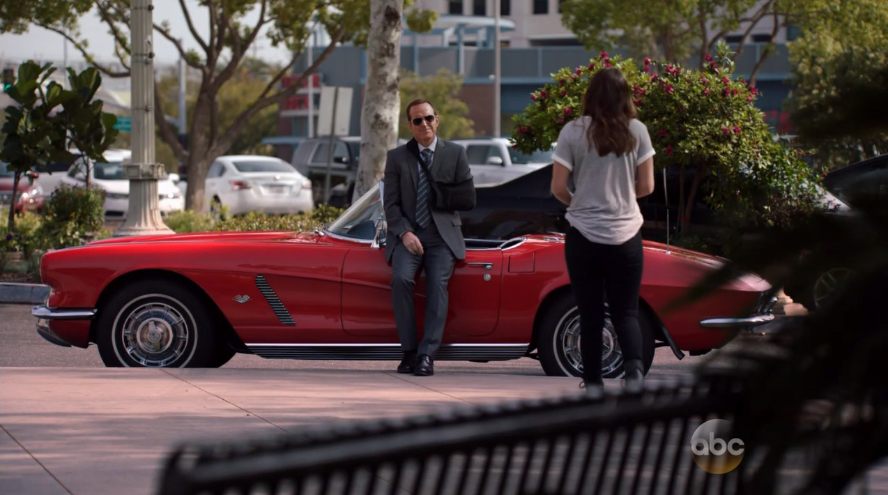 Coulson and Lola. Agents Of SHIELD Season 2 Finale Review