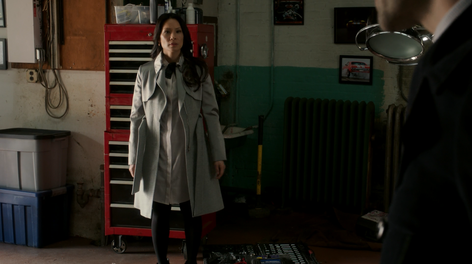 Lucy Liu as Watson. Elementary Season 3 Finale Review.