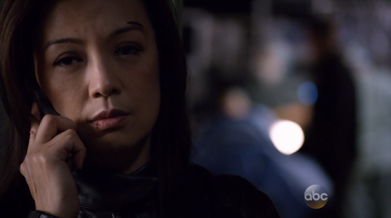 Ming Na Wen as Melinda May. Agents Of SHIELD Season 2 Finale Review.
