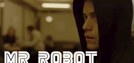 Mr. Robot Preview. Rami Malek as Elliot.