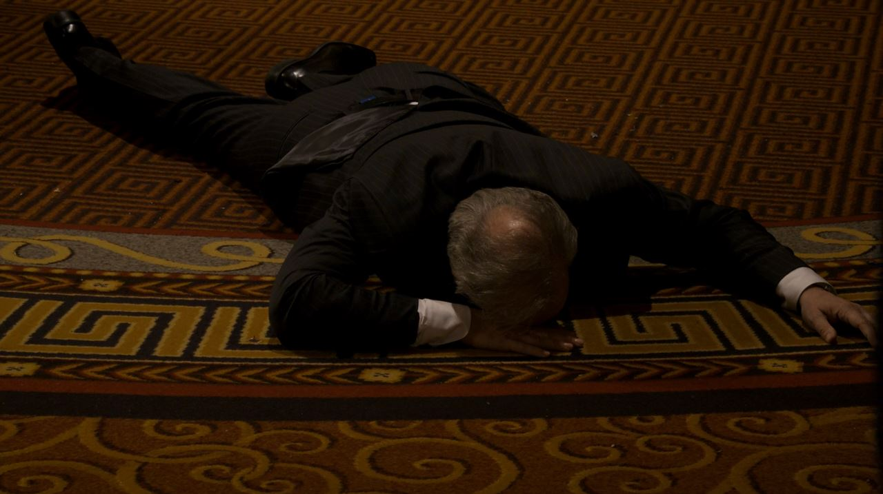 Tom Connolly shot dead. The Blacklist Season 2 Finale Review
