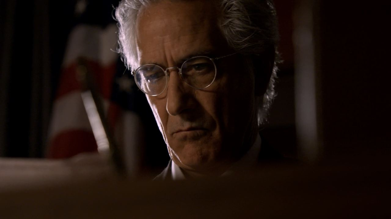 david strathairn as The Director. The Blacklist Season 2 Finale Review
