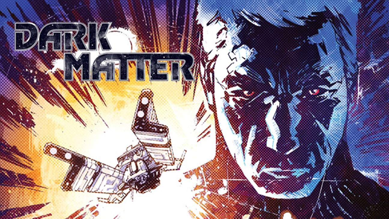 Dark Matter comic books and Syfy TV series