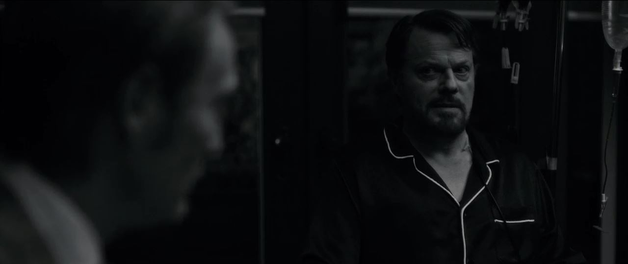 Eddie Izzard as Abel Gideon. Hannibal Season 3 Premiere.