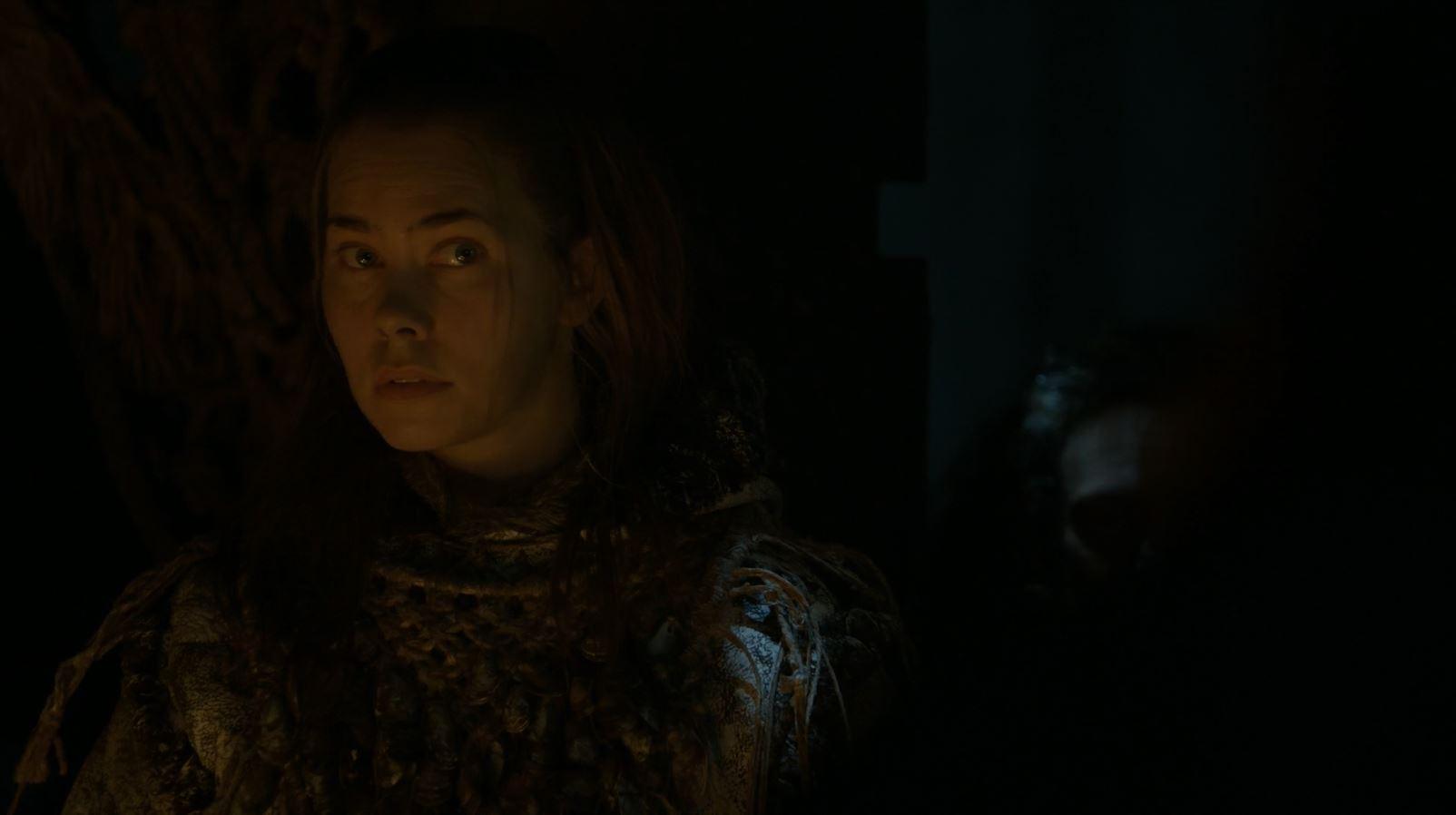 Game of Thrones S5Ep8 Hardhome Review. Birgitte Hjort Sørensen as Karsi.