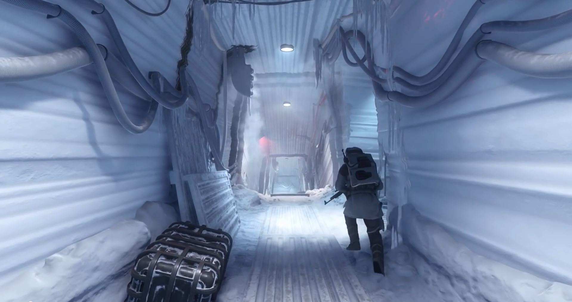 Inside Echo Base on Hoth - Star Wars Battlefront Preview