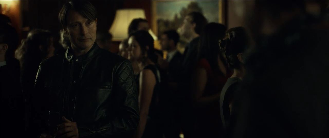 Mads Mikkelsen as Hannibal Lecter. Hannibal Season 3 Premiere