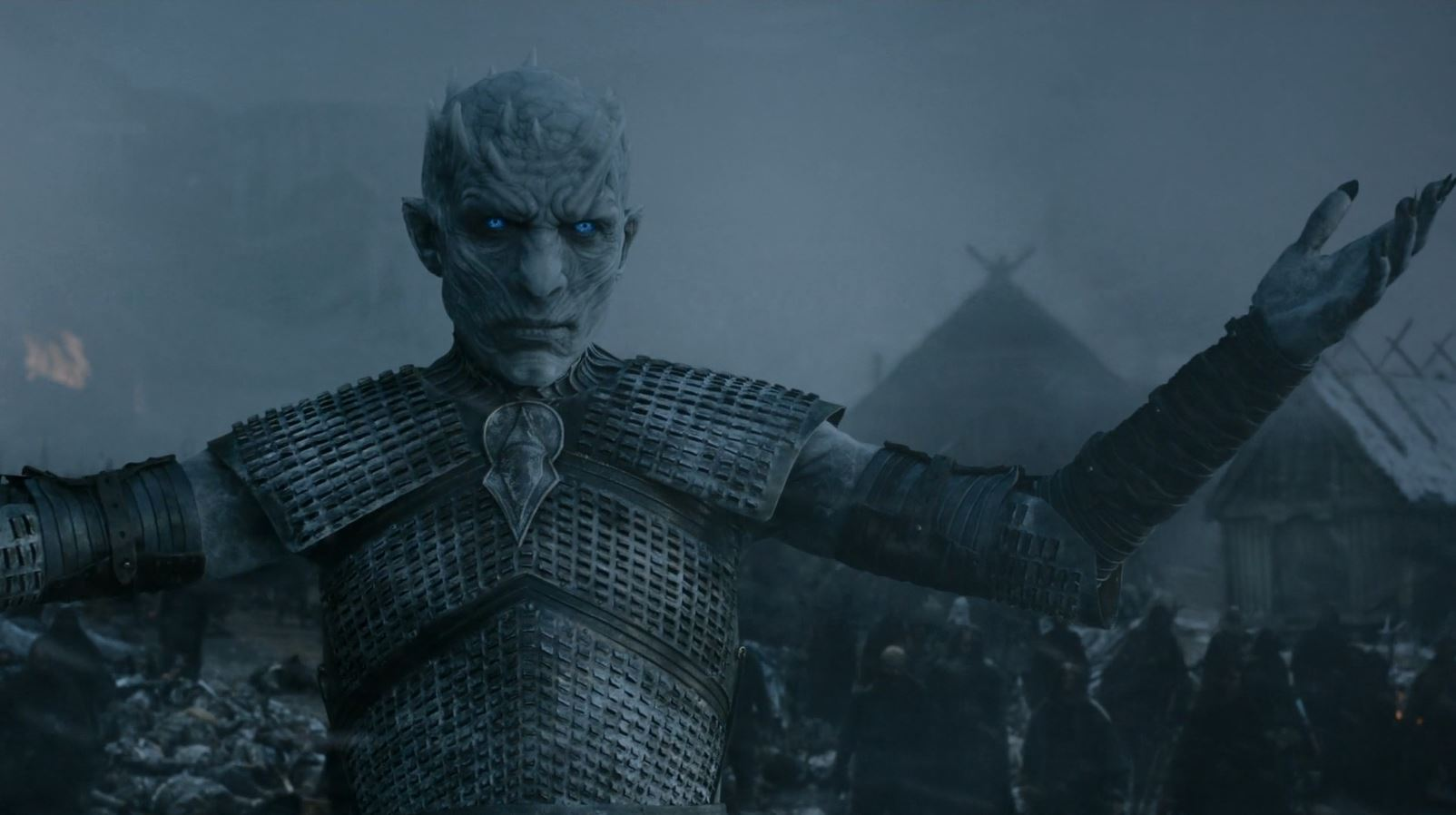Night's King. Game of Thrones S5Ep8 Hardhome Review