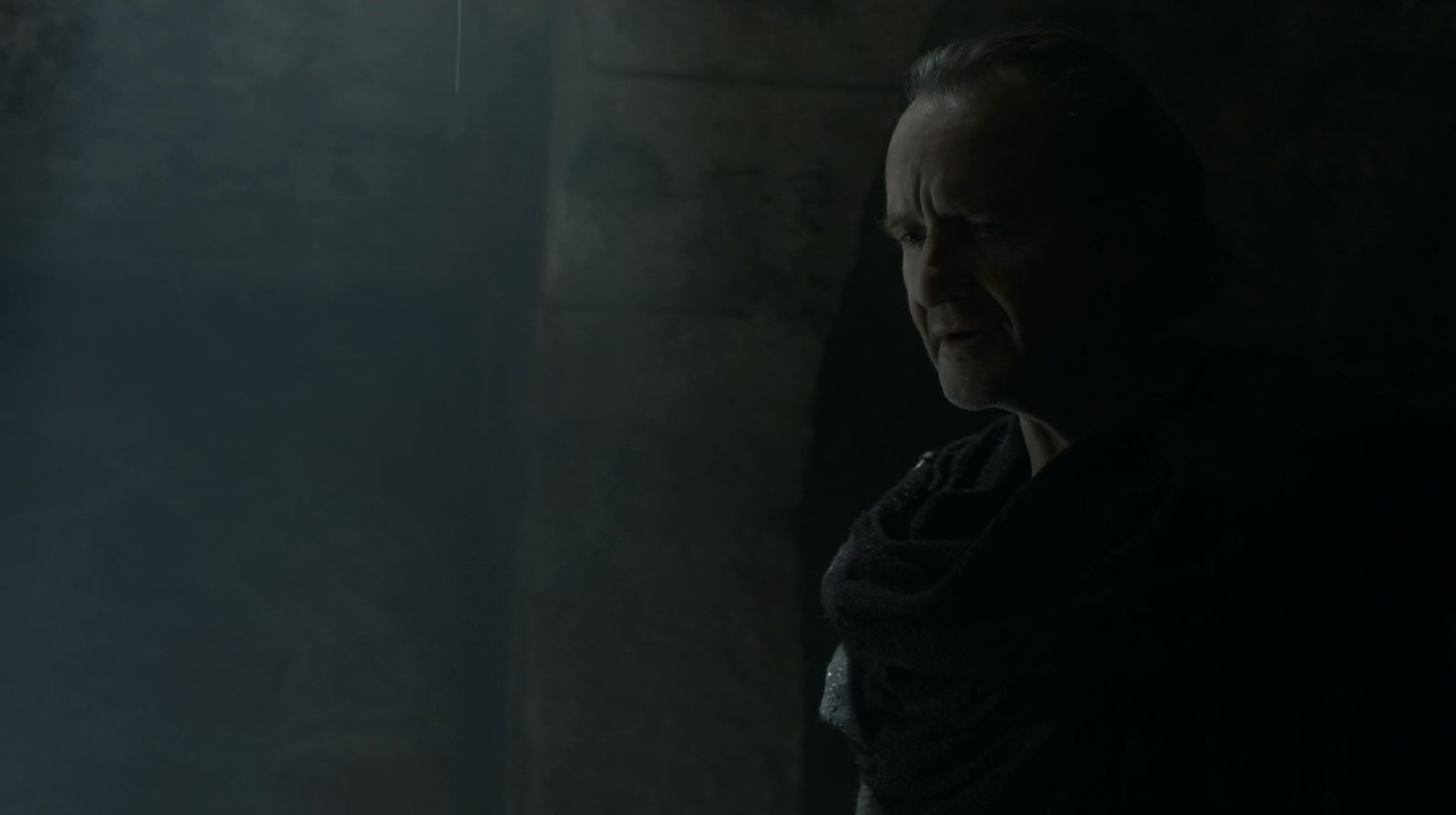 Qyburn (Anton Lesser). Game of Thrones S5Ep8 Hardhome Review