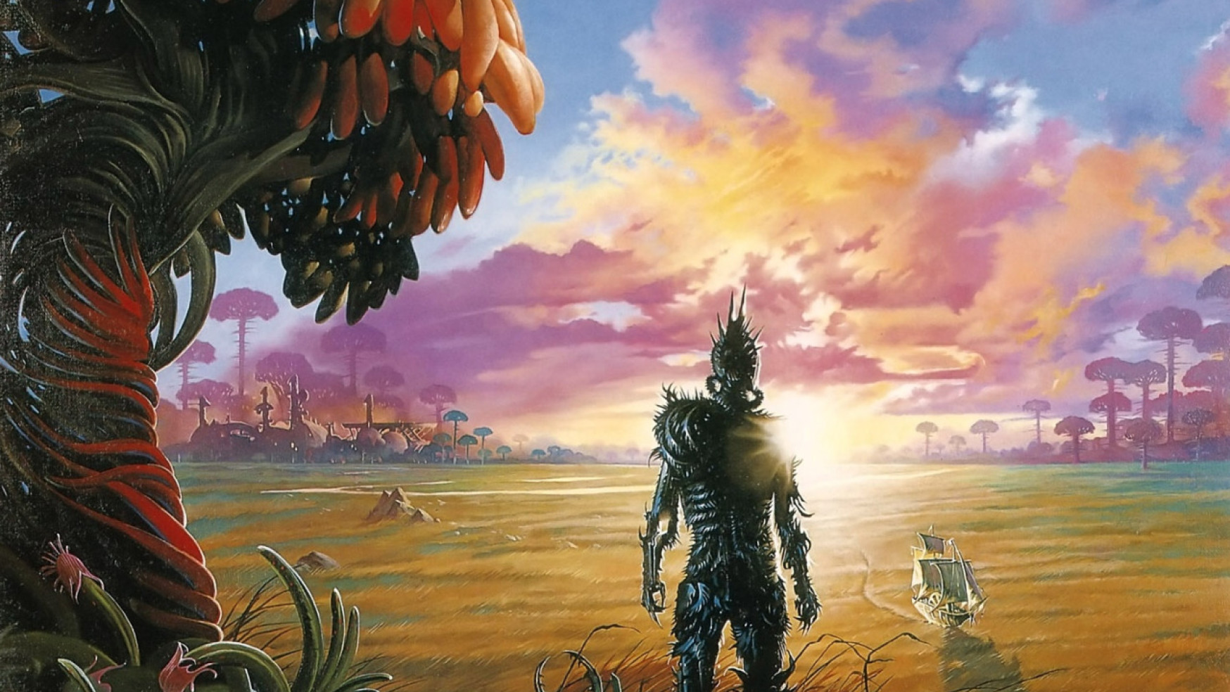 Syfy adapts Dan Simmons Hyperion as a TV event!
