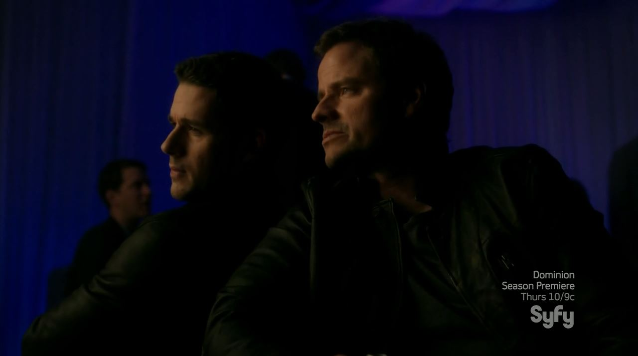 Anthony Lemke as Three. Dark Matter Episode 4 Review