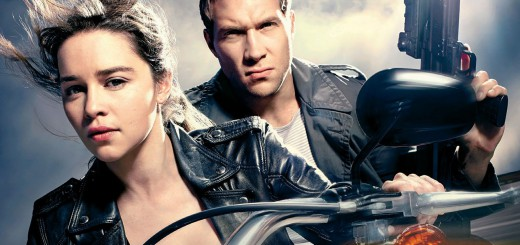 Emilia Clarke as Sarah Connor in Terminator Genisys