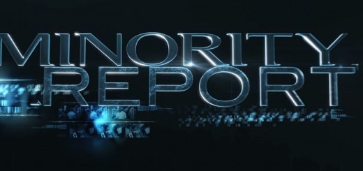 Minority Report TV Poster