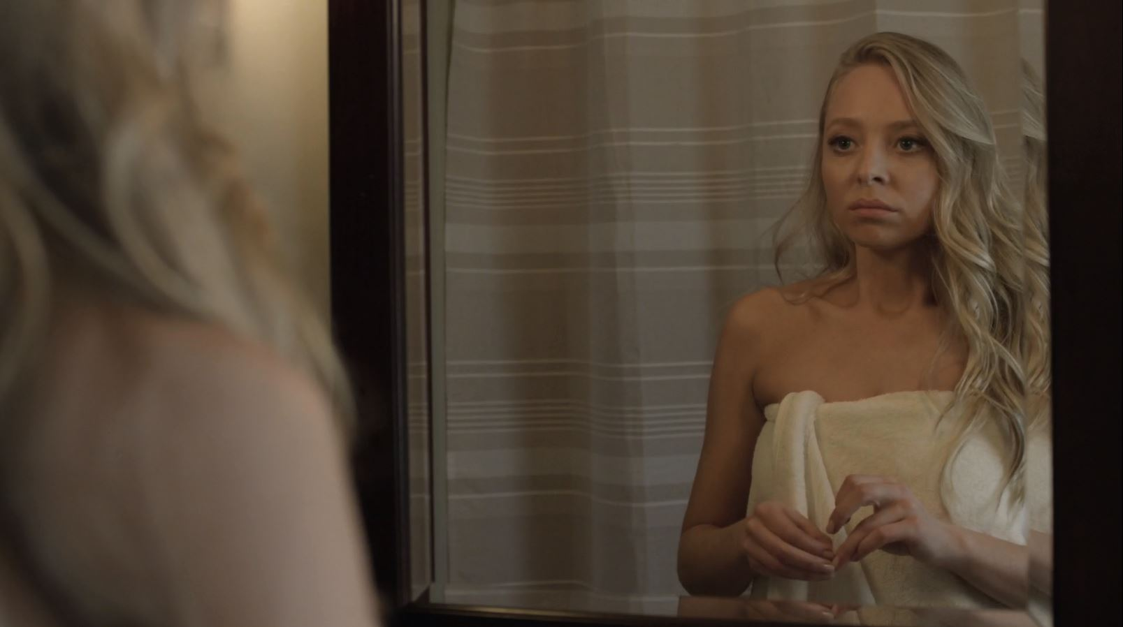 Portia Doubleday as Angela Moss. Mr. Robot Episode 2 Review