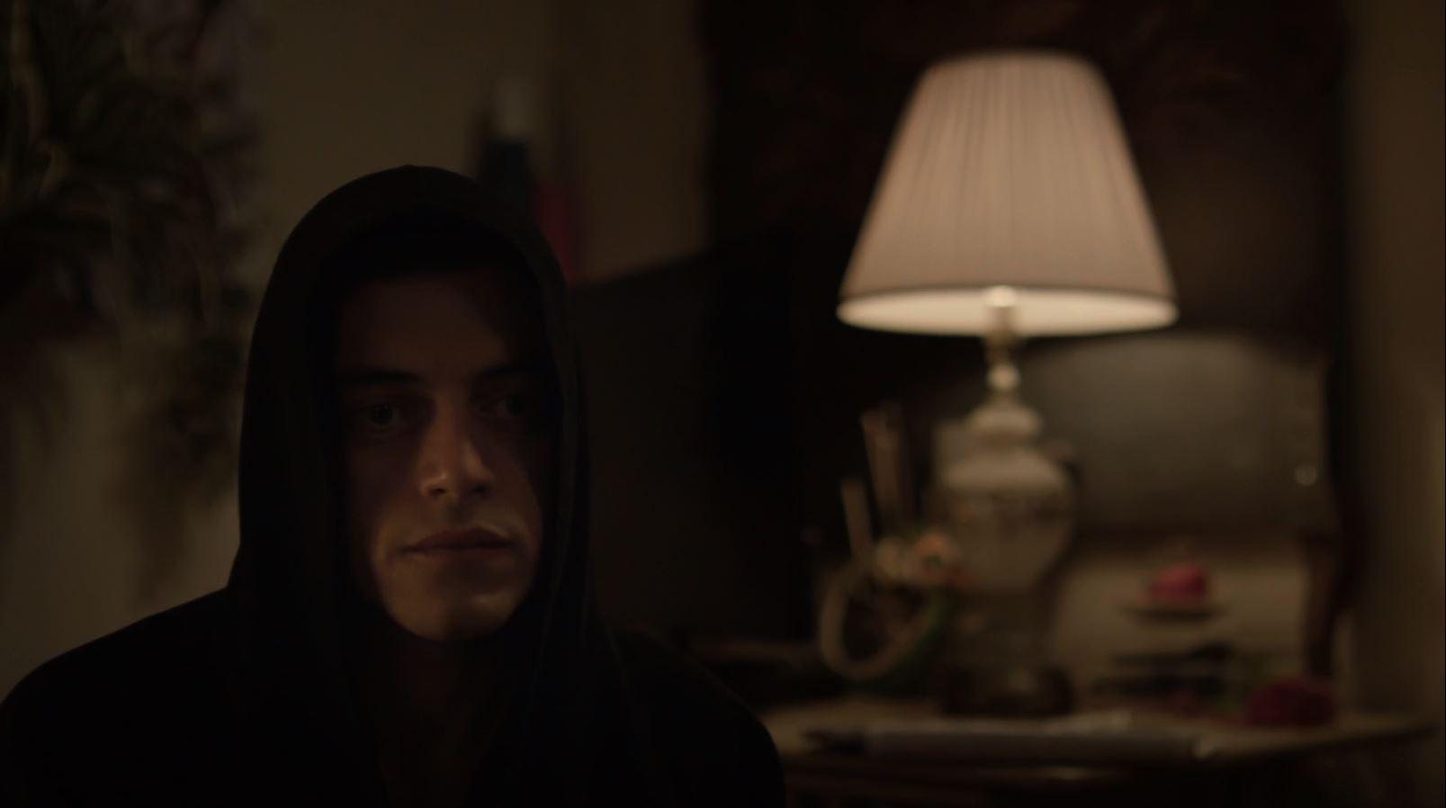 Rami Malek as Elliot. Mr. Robot Episode 2 Review