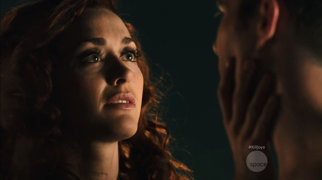 Sarah Power as Pawter Sims. Killjoys Episode 5 A Glitch In The System Review