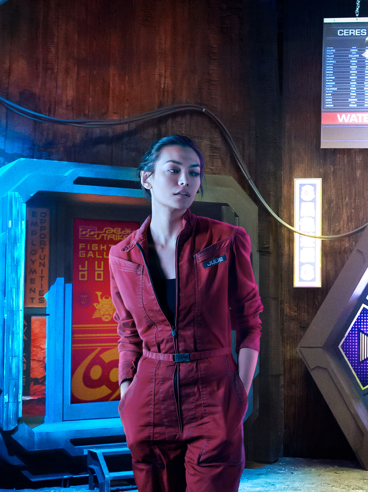 The Expanse - Julie Mao