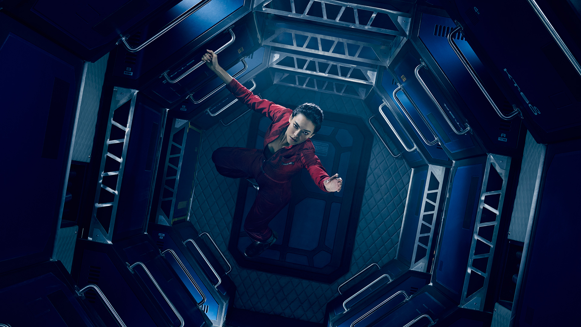 The Expanse. Florence Faivre as Julie Mao