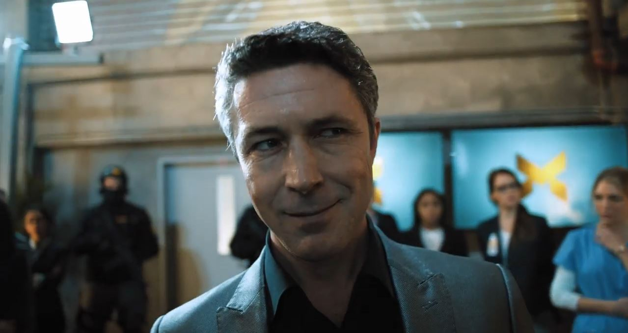 Aidain Gillen in Quantum Break