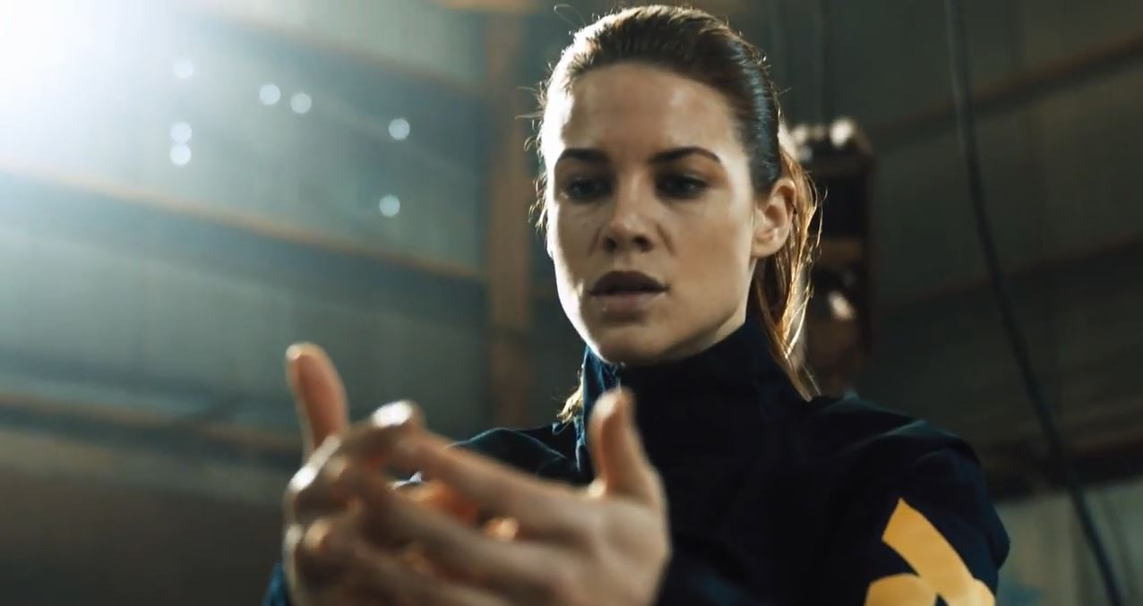 Brooke Nevin in Quantum Break