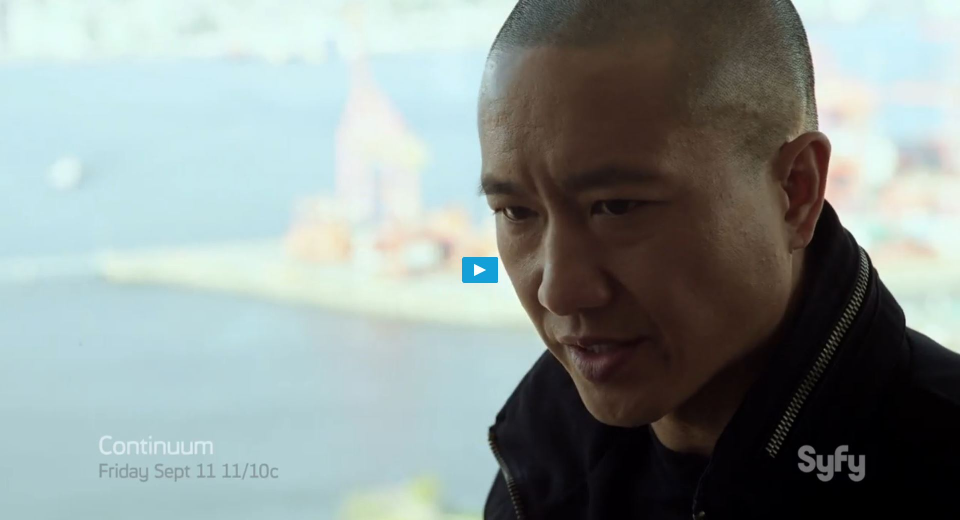 Terry Chen as Curtis Chen in Continuum season 4 trailer