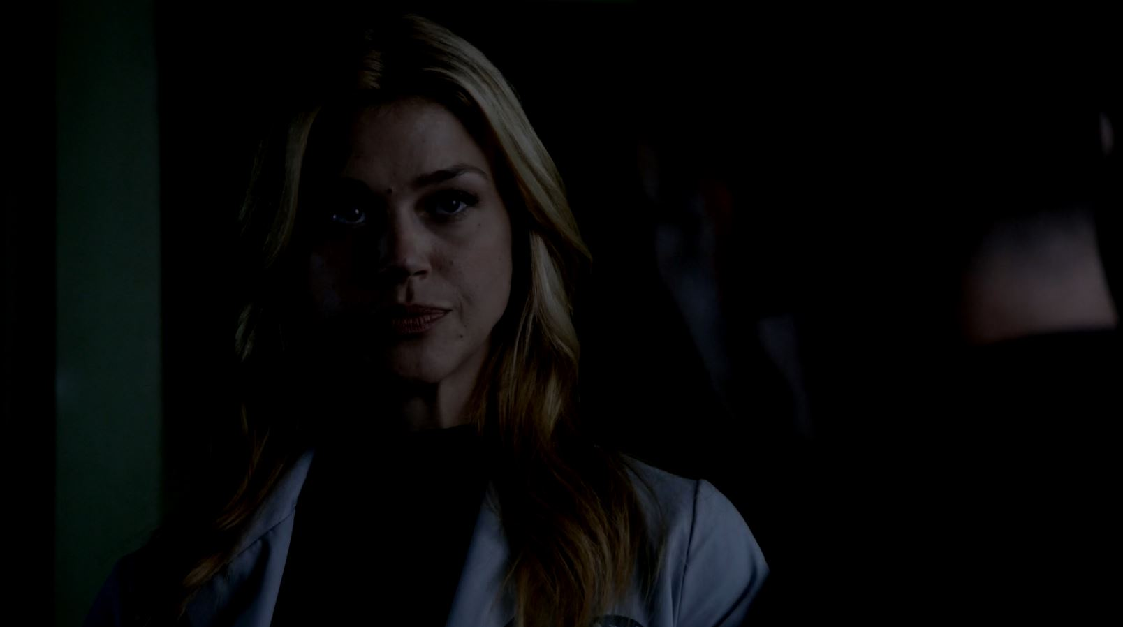 Adrianne Palicki as Bobbi Morse. Agents of SHIELD S3Ep1 Laws of Nature Review
