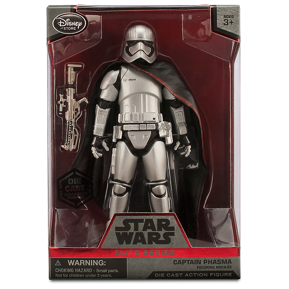 Captain Phasma elite series action figure