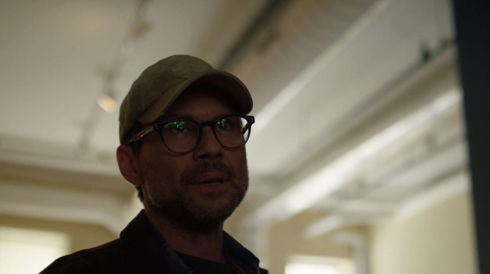 Christian Slater as Mr Robot - Mr. Robot Season Finale Review
