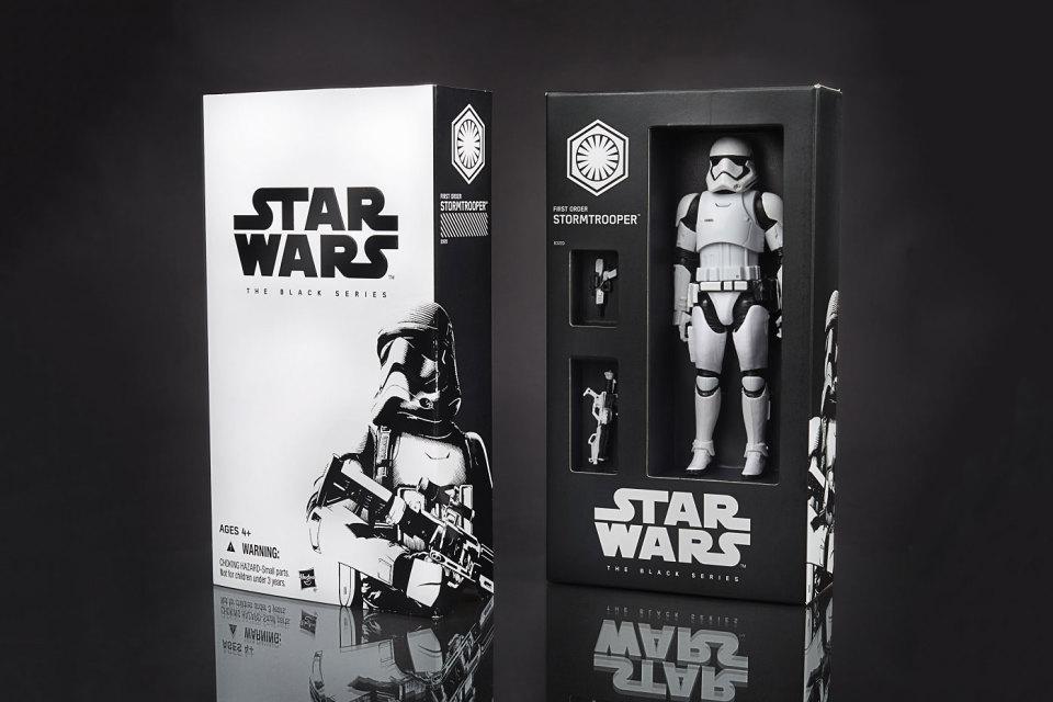 Hasbro Black Series First Order Storm Trooper