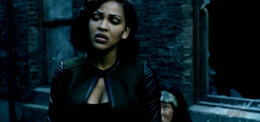 Meagan Good as Detective Vega. Minority Report S1Ep2 Mr. Nice Guy Review