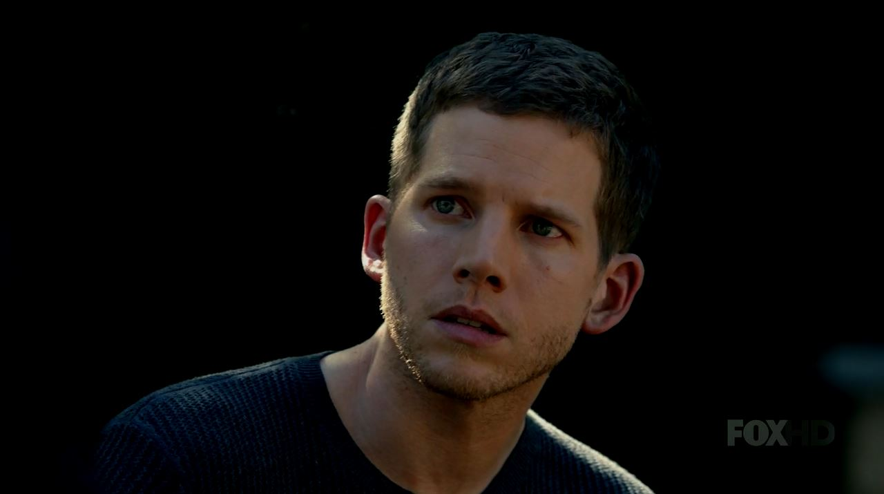 Stark Sands as Dash. Minority Report S1Ep2 Mr. Nice Guy Review