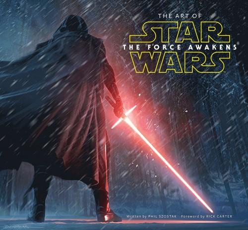 The Art of Star Wars The Force Awakens. The Force Awakens books and novels announced