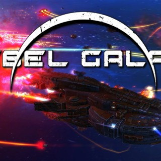 Rebel Galaxy title poster