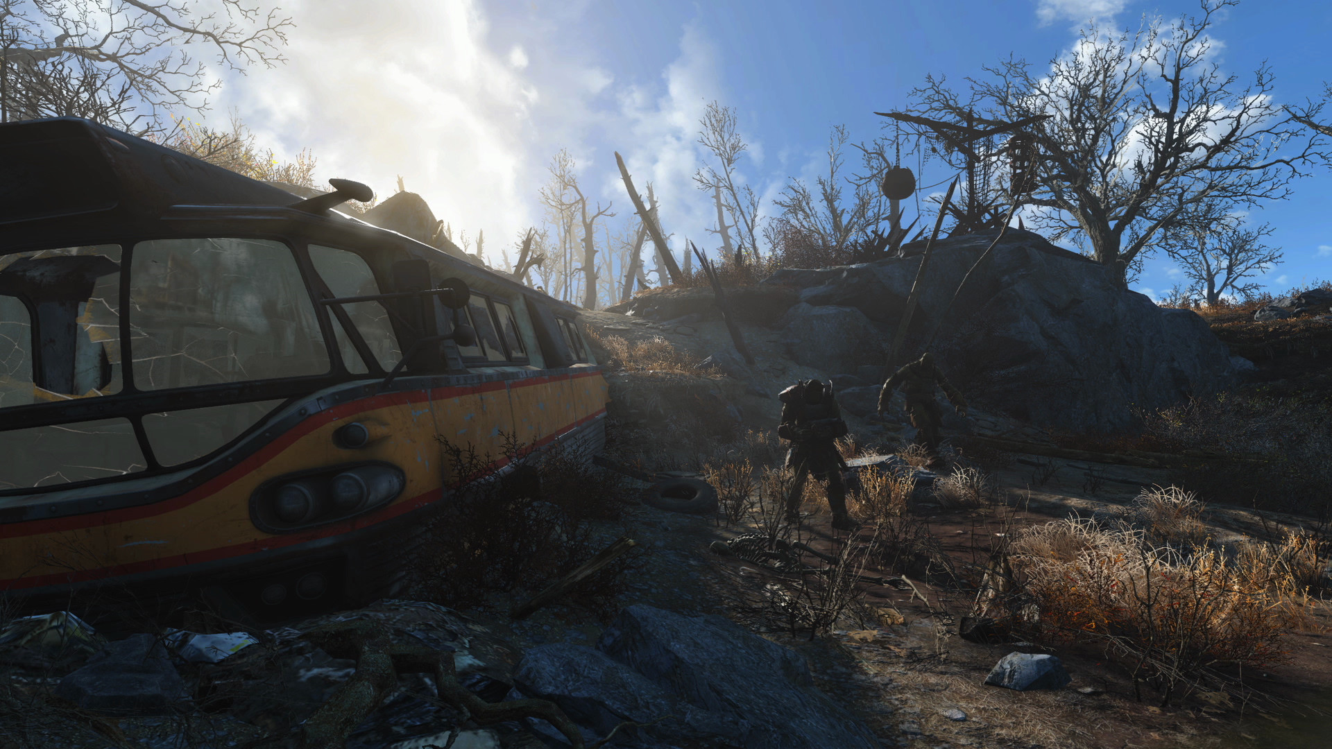 Fallout 4 Review - apocalyptics decor